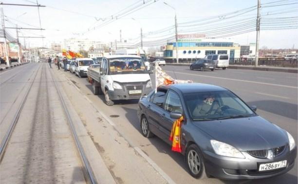 Тульские болельщики устроят автопробег перед матчем «Арсенал»-«Урал»