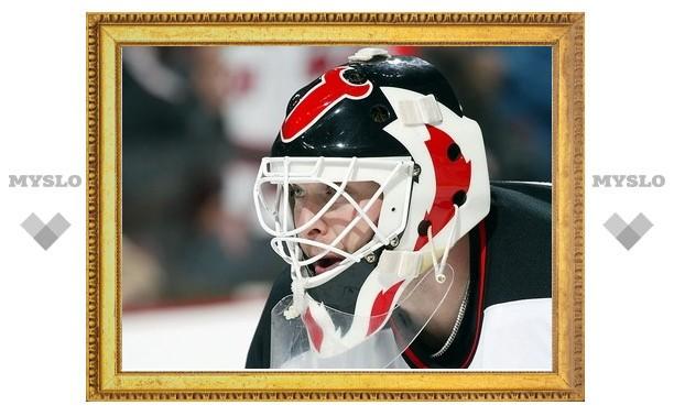 Мартин Бродер установил рекорд НХЛ