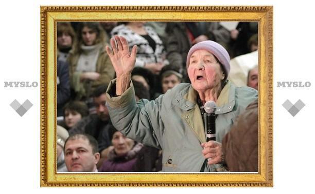Жители Заокского представили губернатору всю «подноготную» дел в районе