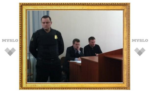 Вячеслав Дудка прибыл в суд
