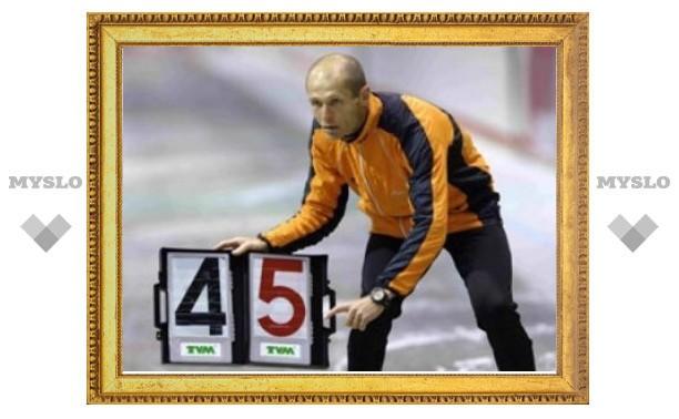 Сборную России по конькобежному спорту возглавил голландец