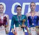 Тульские гимнастки завоевали золотые медали на Кубке и первенстве России