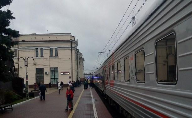 В Туле военнослужащий погиб под колёсами поезда