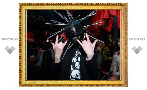 Определен самый страшный костюм на Хэллоуин!