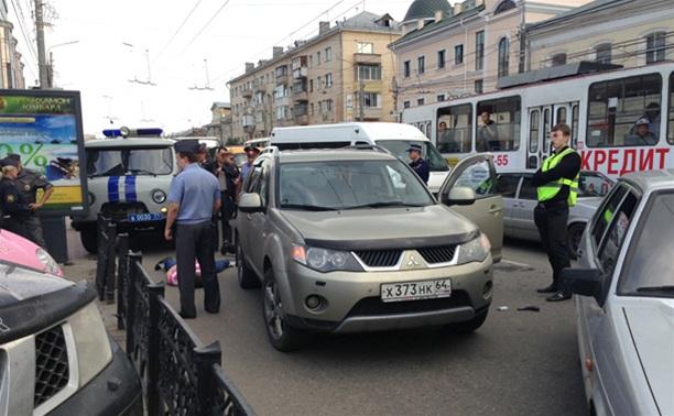 В центре Тулы задержаны трое подозреваемых в особо тяжком преступлении