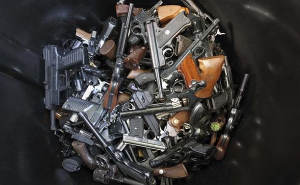 Мужчина получил 7 лет колонии за хранение целого арсенала оружия
