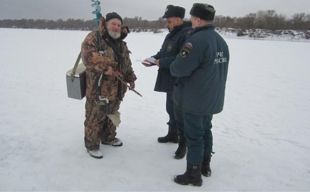 Инспекторы ГИМС провели рейды на водоёмах в Советске и Алексине