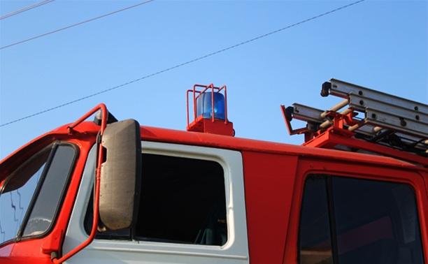 Соседи в одном из домов в городе Донской спасли квартиру от полного выгорания