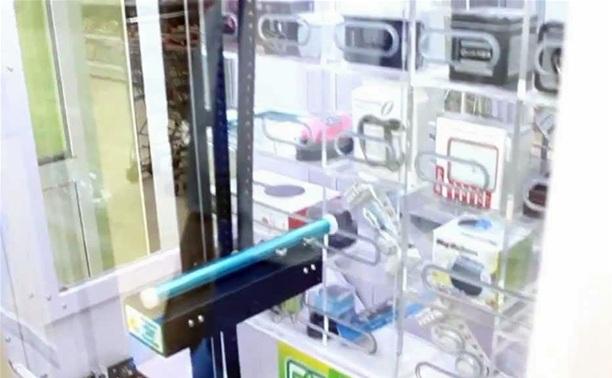 В Тульской области пьяные подростки разграбили игровой автомат