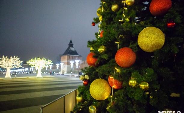 7 декабря в Туле стартует проект «Новогодняя столица России»: программа праздника