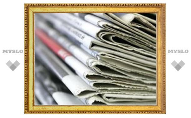 За 2011 год в Тульской области стало на треть меньше СМИ