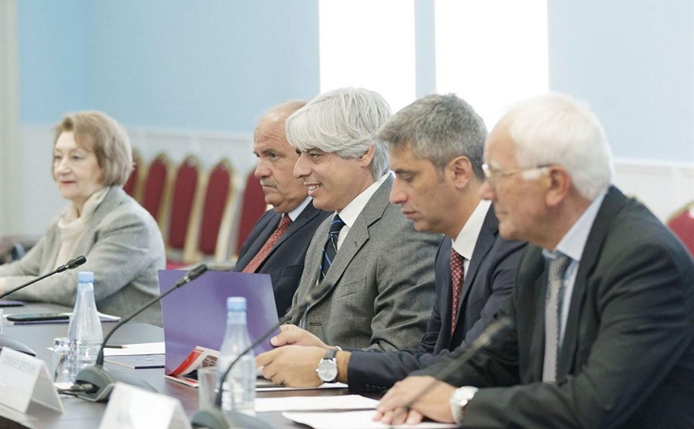 Тульская область развивает сотрудничество с Италией