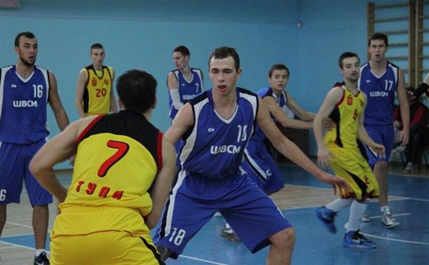 БК «Тула» дома дважды обыграл баскетболистов Воронежа