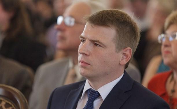 Уполномоченным по правам предпринимателей в Тульской области стал Александр Головин
