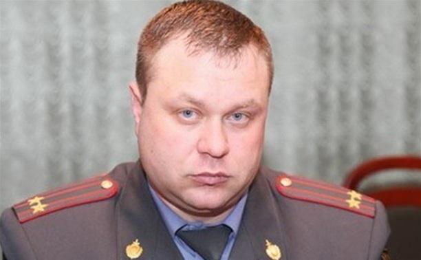 Подозреваемый в коррупции экс-начальник УГИБДД по Тульской области находится на больничном