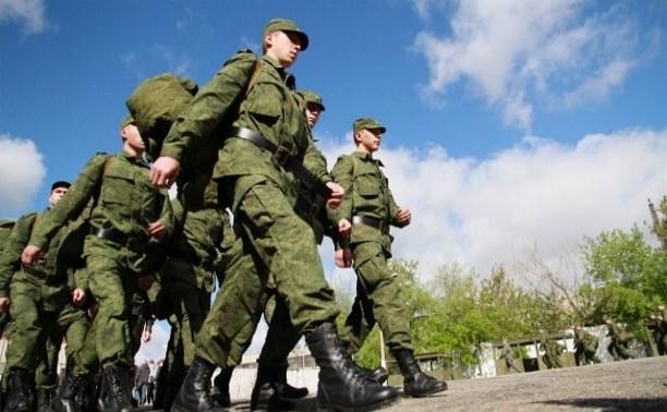 19 мая в тульском «шлеме» пройдёт День призывника