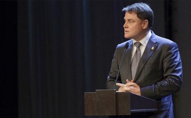 Владимир Груздев поздравил сотрудников «Щёкиноазота» с юбилеем предприятия