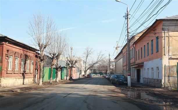 Улицы Жуковского и Тургеневскую сделают односторонними