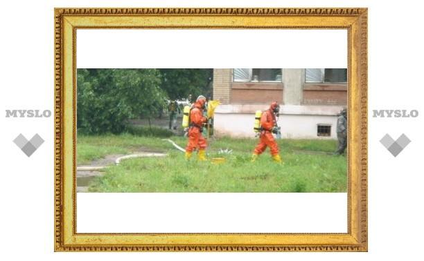 МЧС Тулы проверит уровень радиации в городе