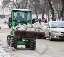 Туляков просят убрать машины с ул. Л. Толстого