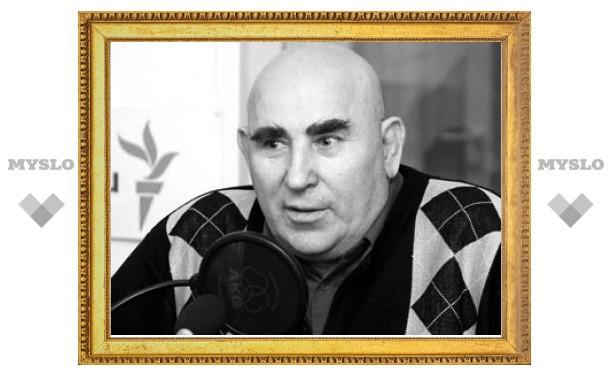 Умер Василий Шандыбин