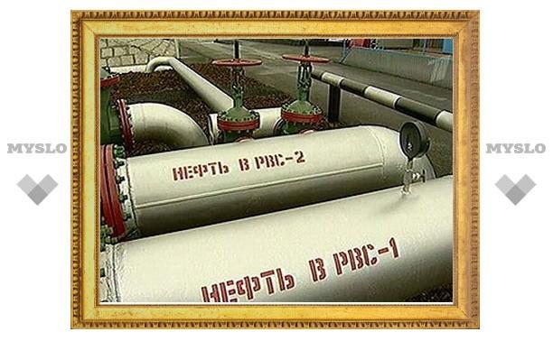 "Украина остановила перекачку нефти в Европу по нефтепроводу ""Дружба"""