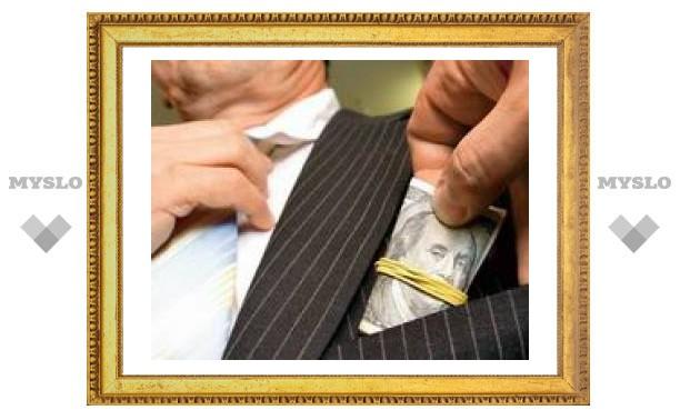 В Тульской области принят антикоррупционный закон