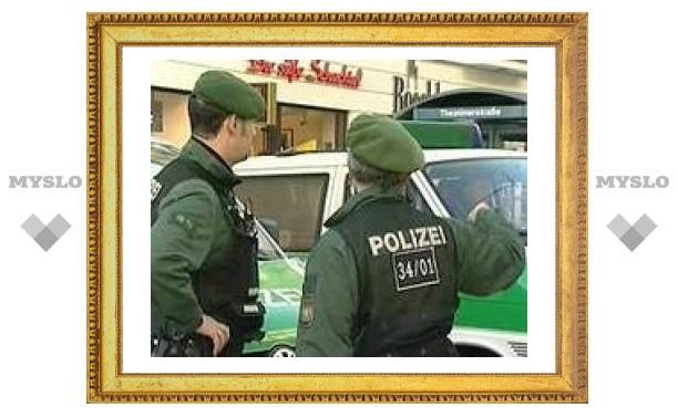 В Германии полицейский убил двух человек и застрелился