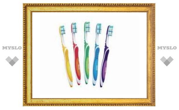 Oral B создала зубную щетку с навигационной системой
