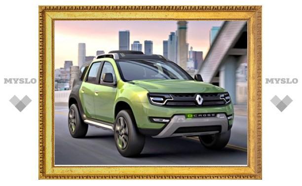 """Бразильцы разработали """"стильный"""" Renault Duster"""