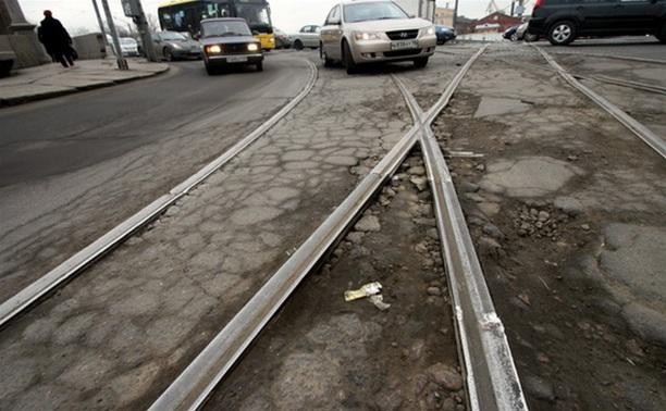 19 марта трамвай №14 пойдет по другому маршруту