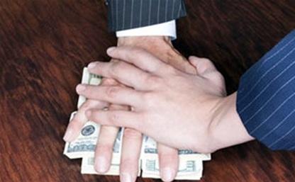 В Ефремове задержан взяточник-«миллионщик»