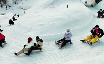 Центральный и Комсомольский парки приглашают на «Олимпийские каникулы»