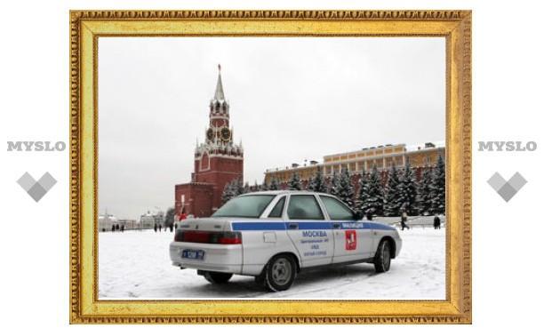 На Красной площади произошла перестрелка