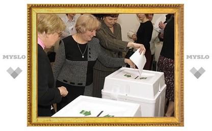 На выборах в Туле отмечены десятки происшествий