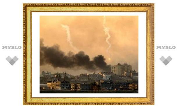 """Израиль и """"Хамас"""" договорились о перемирии"""