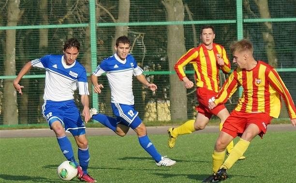 Тульский «Арсенал-2» проиграл команде «Выбор-Курбатово»