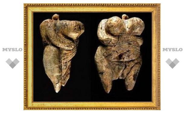 В Германии найдено древнейшее изображение человека