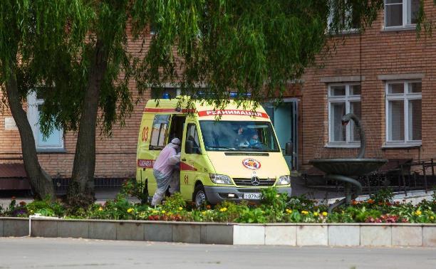В Тульской области от пневмонии умерли три человека с подтвержденным коронавирусом