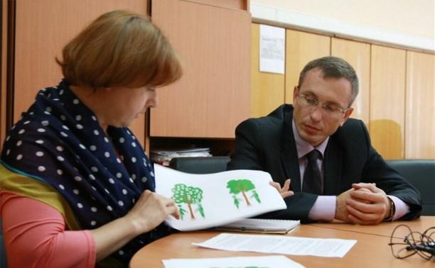 В Тульской области выбрали логотип акции «Кислород городам!»