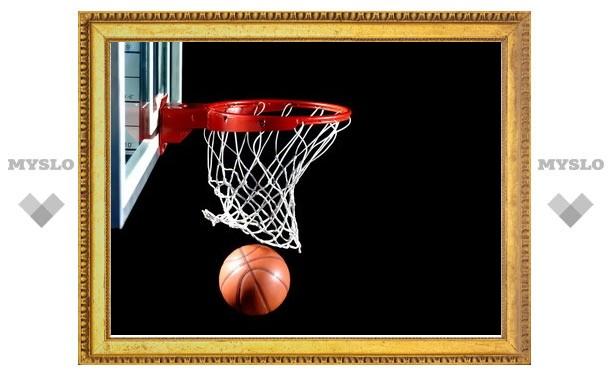 Баскетболистки тульской ДЮСШ №9 сыграли в полуфинале