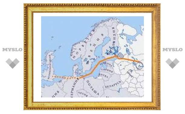 """ЕС пригрозил лишить """"Газпром"""" доли в Северо-Европейском газопроводе"""