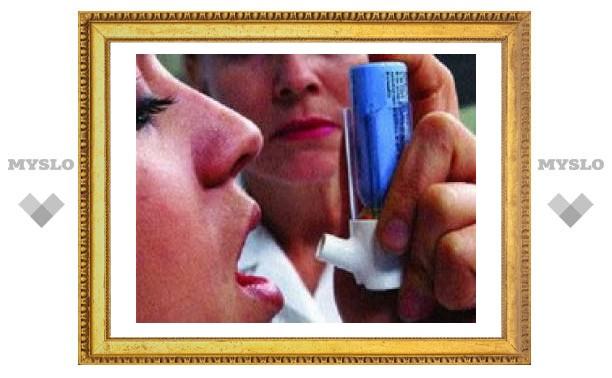 Нехватка в питании витаминов А и С способствует астме