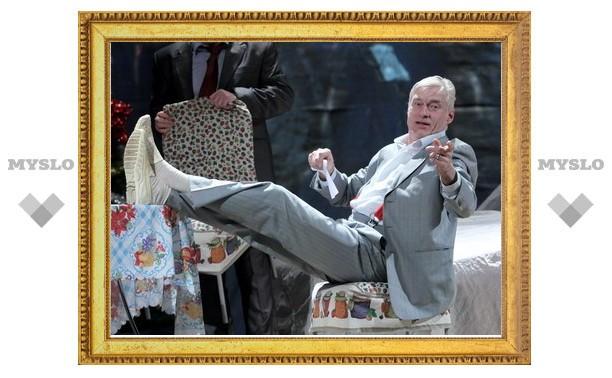 Борис Щербаков в Туле бросил курить