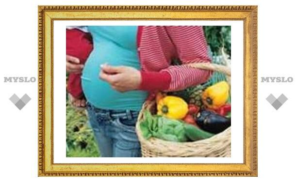 Средиземноморская диета во время беременности защищает ребенка от астмы и аллергии