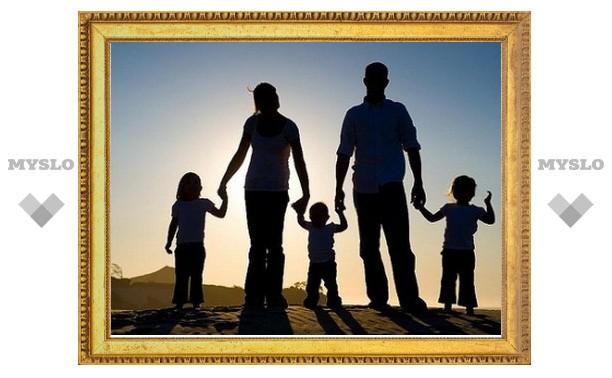 """Тульские семьи получат медали """"За любовь и верность"""""""