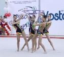 Тульские гимнастки вернулись из Тюмени с бронзовыми наградами