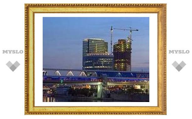 """Строителям """"Москвы-Сити"""" установили окончательный срок завершения работ"""
