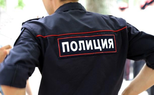 В Богородицке пьяный мужчина избил полицейского