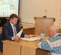 В Туле Евгений Авилов провел прием граждан по личным вопросам